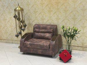 مبل تختخواب شو مدل پارمیدا ( یک نفره )